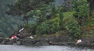 생존자들이 전하는 노르웨이 총격 참상
